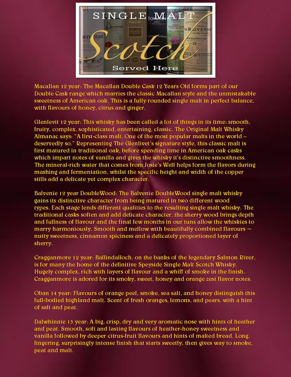 Single Malt Scotch Descriptions-page-001