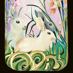 """Bunny Constellation"""