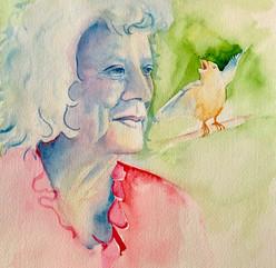 Elisabeth and Canary
