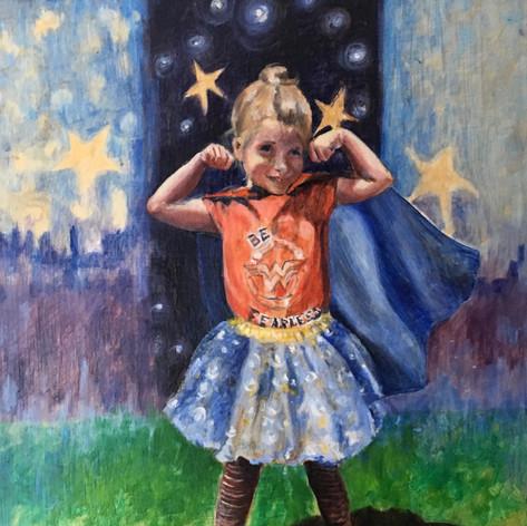 """Wonderful Wonder Girl"""