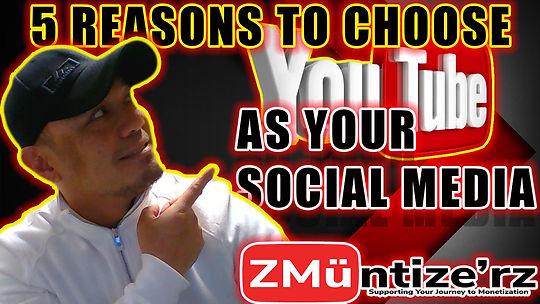 5 Reasons Youtube as Social Media Platfo