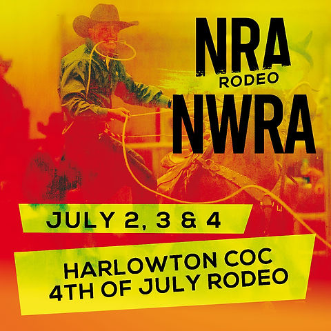 Harlowton NRA Rodeo