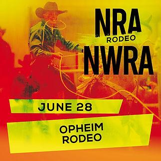 Opheim Rodeo