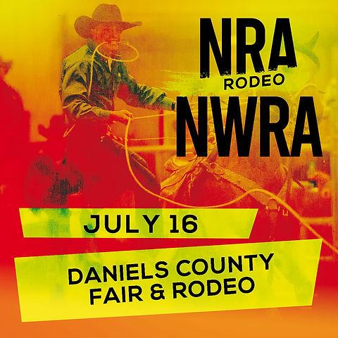 Daniels County Fair Rodeo