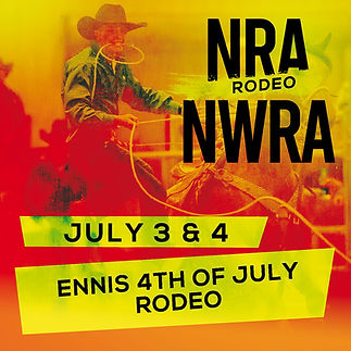 Ennis 4th Of July Rodeo