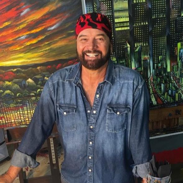 Meet Artist Ford Smith