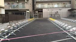 駐輪場経営は、土地活用であり、地域貢献であり、エコな街づくり