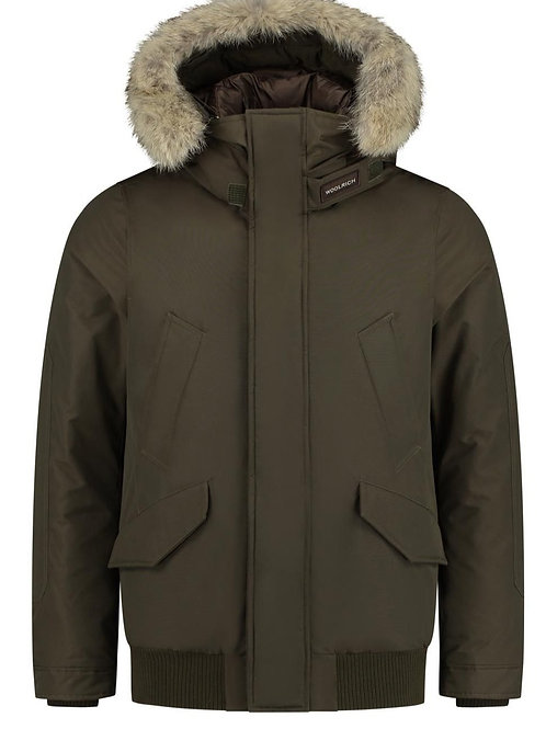 Woolrich Polar Jacket groen
