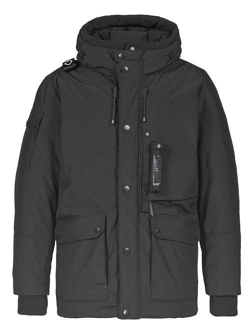 Mastrum dons jas met lamp MAS1461 kleur zwart