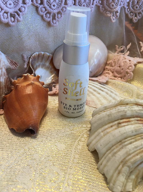 Eye & Throat Bio-moisturizer S.O.O - 1 fl oz