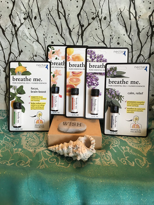 Breathe Me Aromatherapy -.11ml