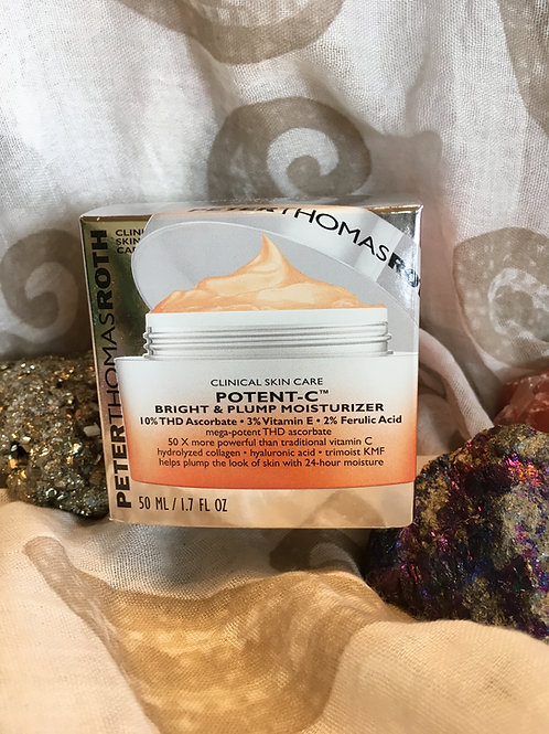 Potent-C Bright & Plump Moisturizer-1.7 fl oz