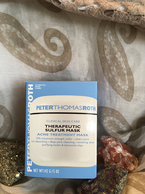 Therapeutic Sulfur Mask - 5 oz
