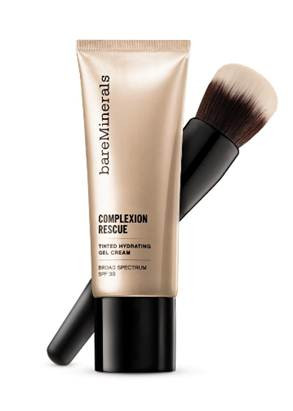 Complextion Rescue with SPF 30 with hydration and tinted formulas