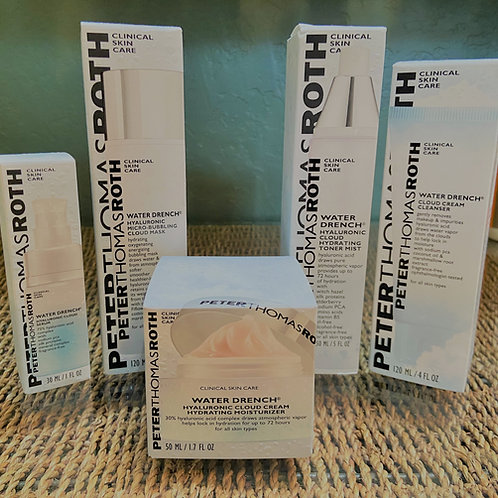 Water Drench Cloud Cream Cleanser & Collection