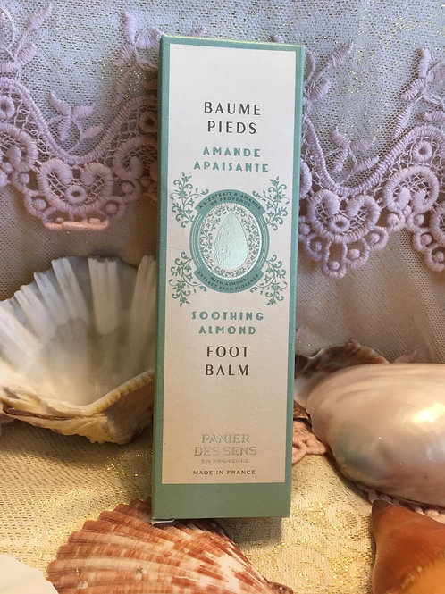 Almond Foot Balm - 2.6 oz