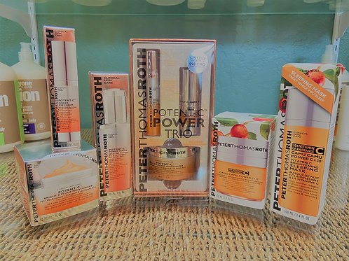 Potent-C Power Trio Kit & Collection