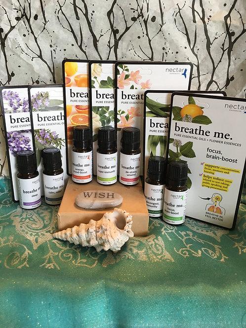 Breathe Me Aromatherapy -10ml