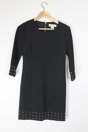 Michael Kors Gold Studded Dress