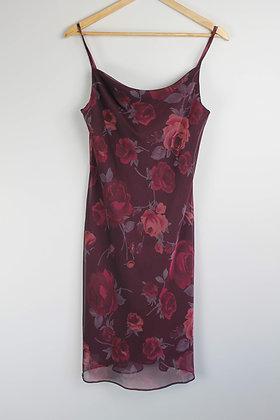 Floral Slip Dress
