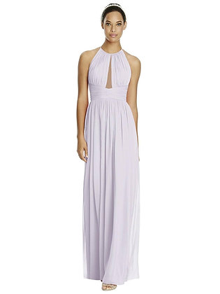 Lilac Halterneck Gown