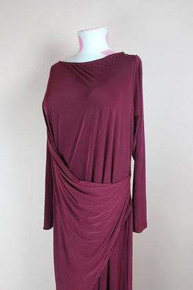 Drapey Bodycon Gown