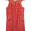 Thumbnail: Red and Gold Mod Minidress