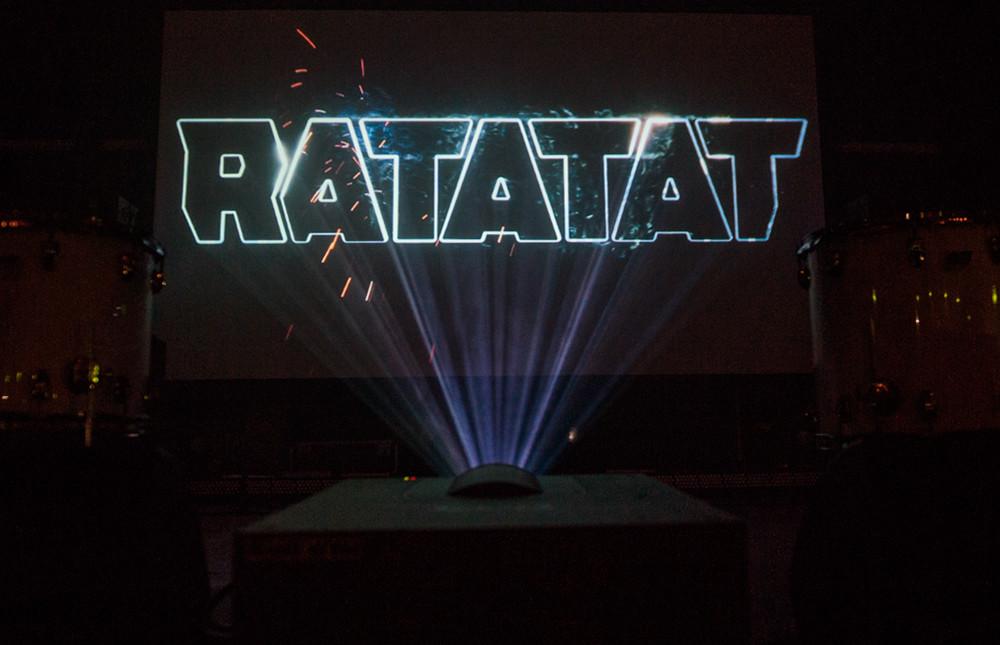 Ratatat Holo