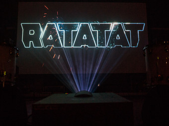 Ratatat at The Marquee, Tempe Arizona, April 13th 2015