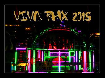 VIVA PHX 2015: Downtown Phoenix Music Fest
