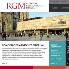 Römisch Germanisches Museum, Köln