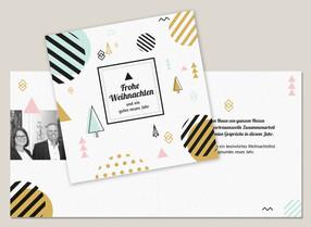 Weihnachtskarten | business & privat