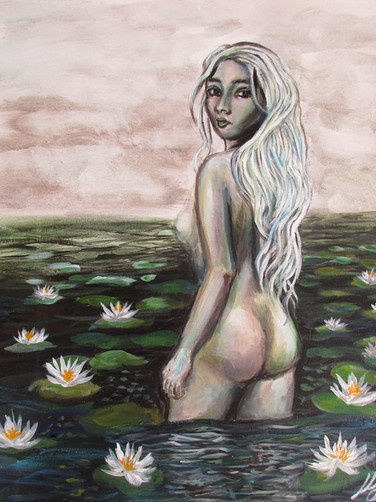 Lady of Lillies