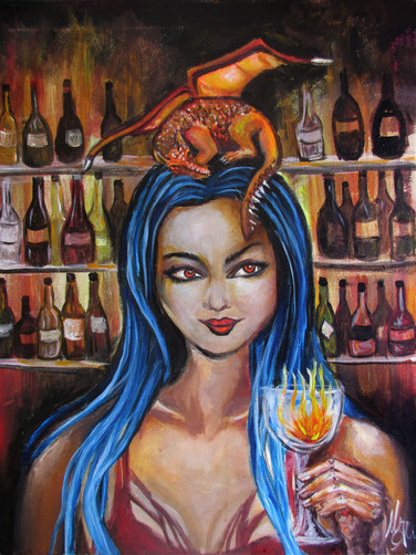 Dragon Bartender