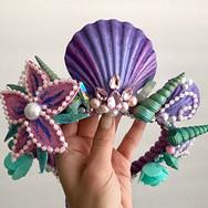 Ariel Sea Flower