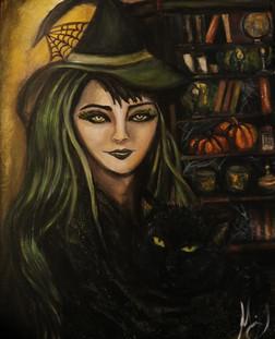 Vermeer Witch