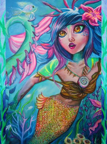 Neeko Mermaid