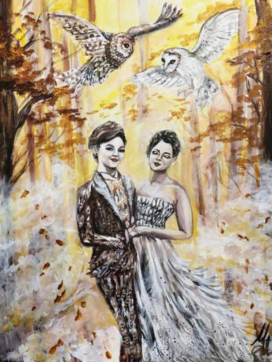 Owl Vows