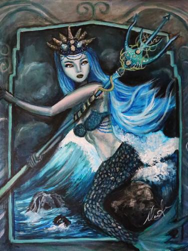 Marina the Princess Protectress