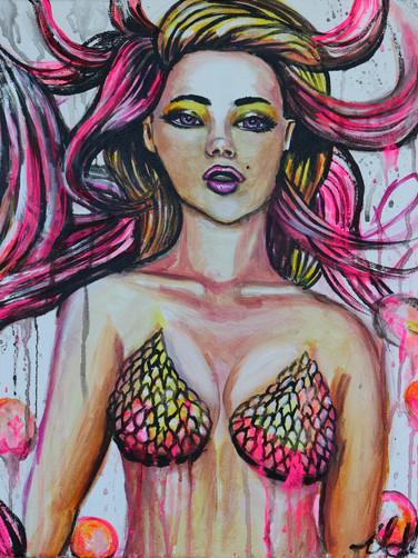 Street Mermaid