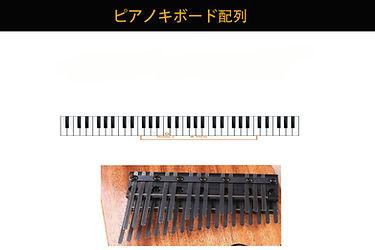 Kalimba Piano Keyboard