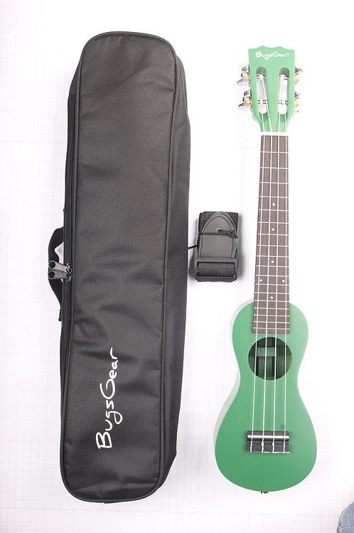 Acoustic peanut Concert ukulele APE-CGR free international shipping