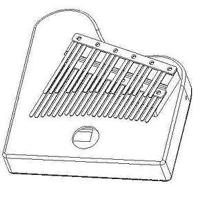 Chromatic Kalimba | Piano Keyboard Implementation
