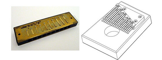 Harmonica Type Reeds & Rivet Mounting Attempts | BugsGear