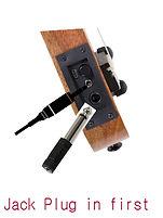 Headphone Jack Plug | Amplified Cable Input