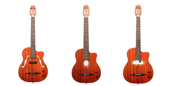 Solid Body Acoustics | Bluetooth Guitars