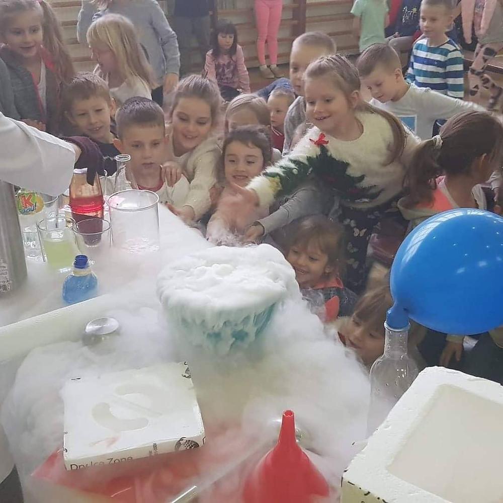zajęcia do dzieci organizowane na Dzień Dziecka