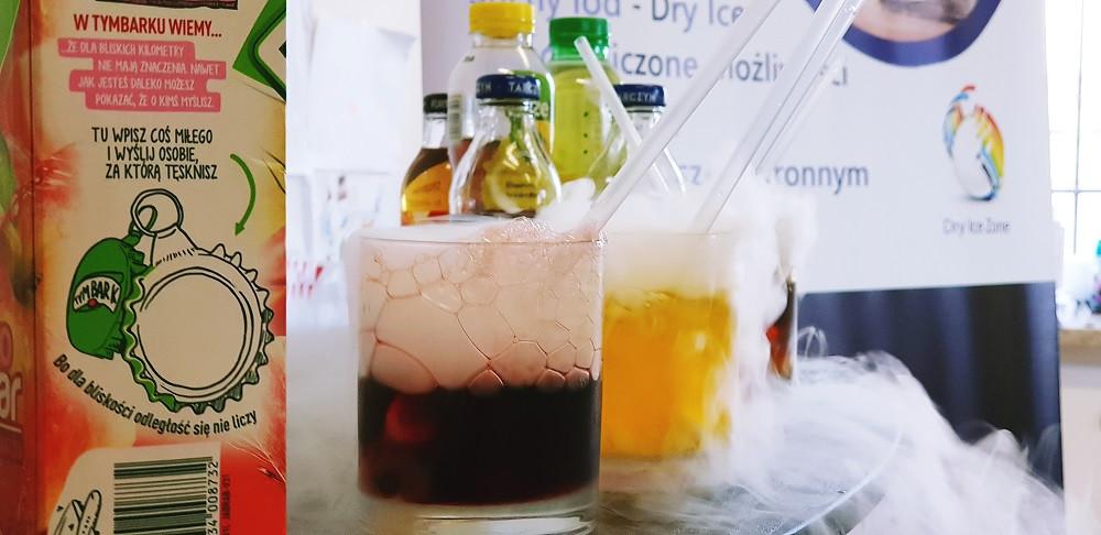Suchy lód do soków