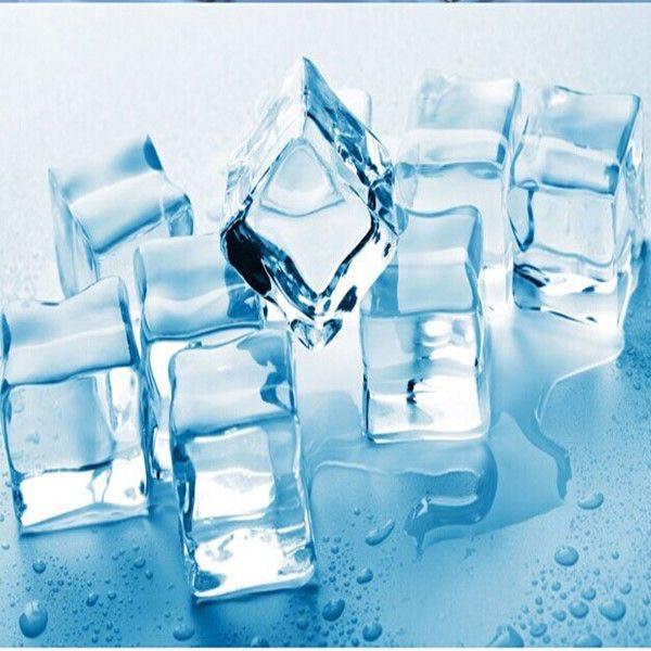 przechowywanie lodu w kostkach