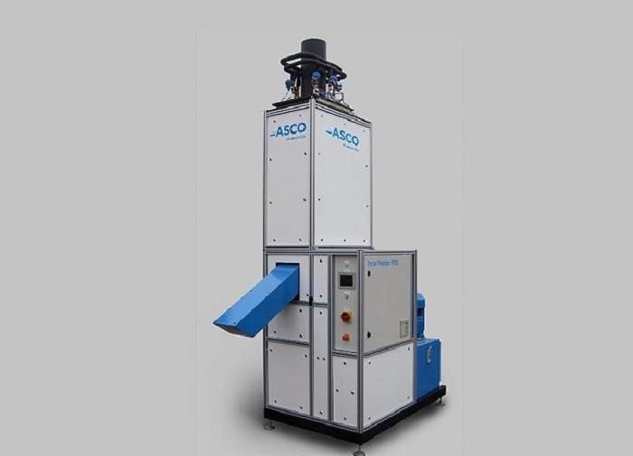 maszyna do produkcji granulatu suchego lodu